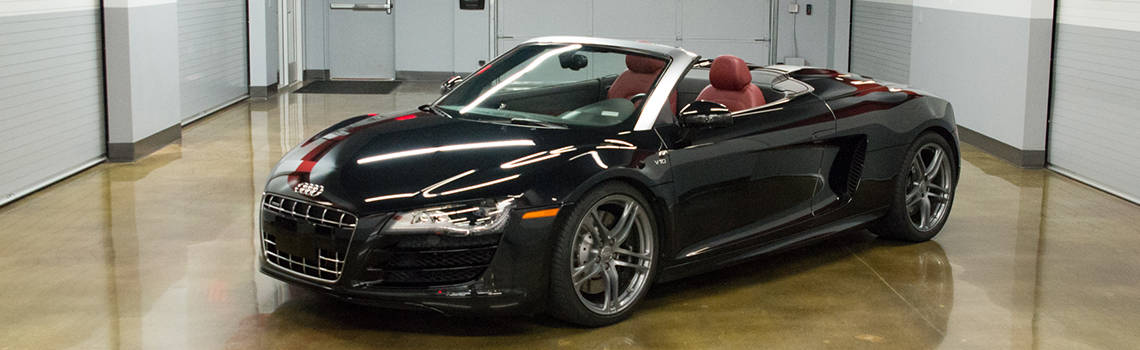 Audi R8 V10 Spyder 6spd Manual