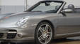 Porsche 911 turbo convertible 997