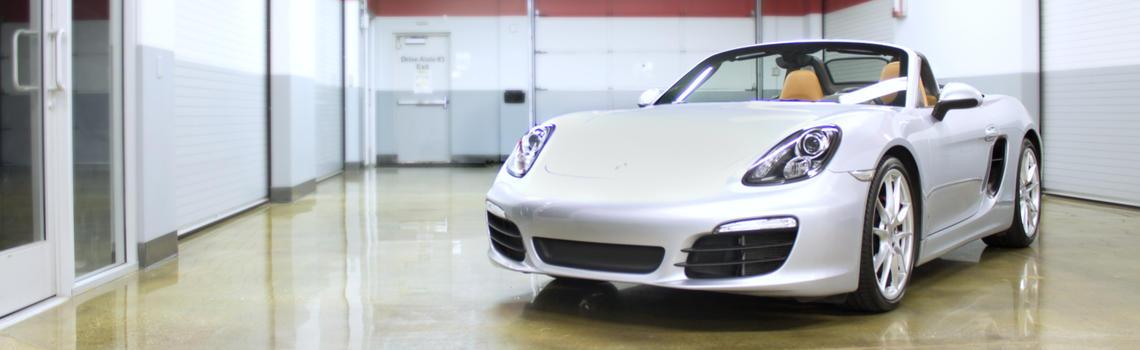 Porsche Boxster S Manual