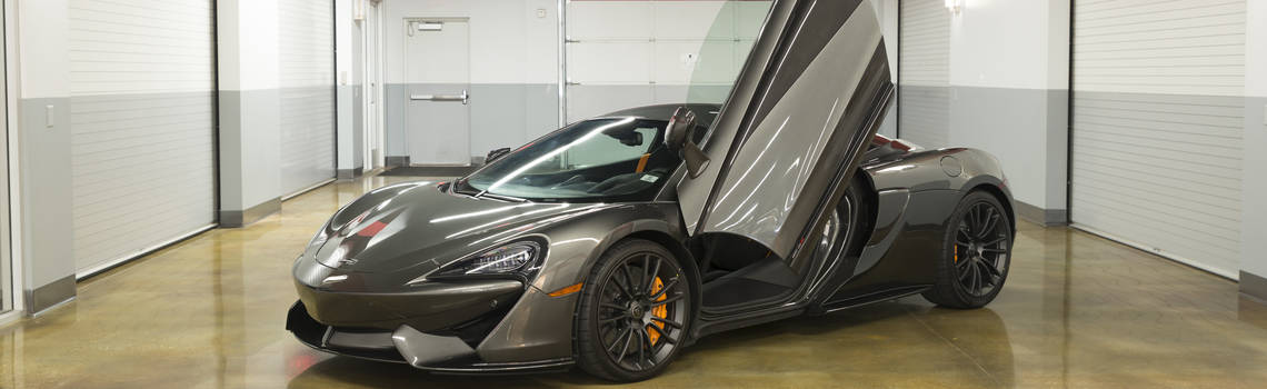 Mclaren 570s rental hero image