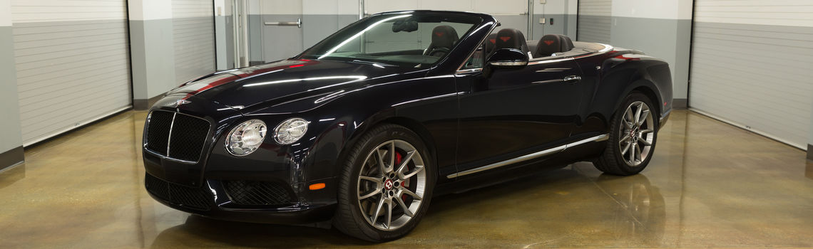 Rent bentley gtc convertible san francisco club sportiva hero image