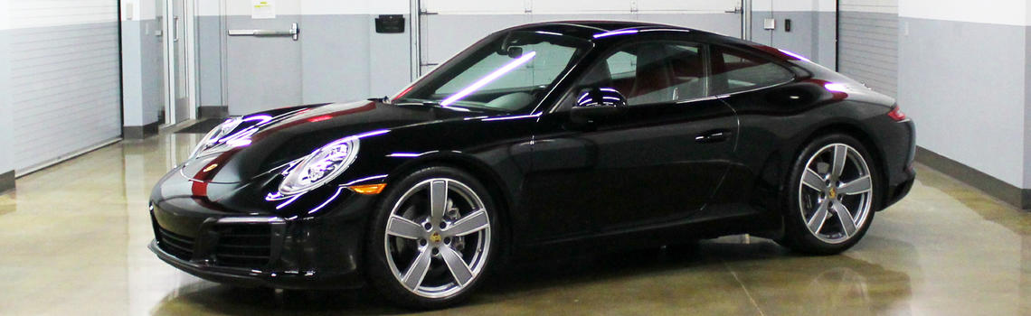 Porsche 911 Carrera 991.2 7spd Manual