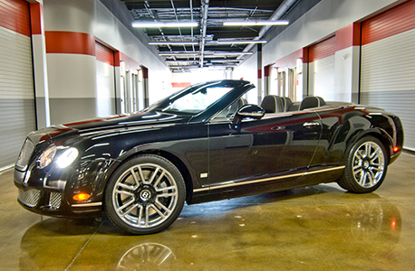 Bentley continental gtc80