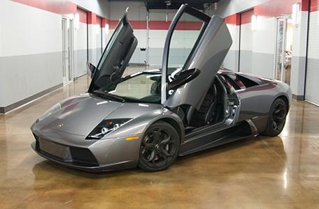 Lamborghini merc