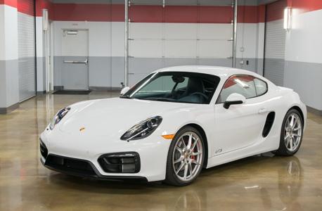 Porsche cayman gts thumbnail