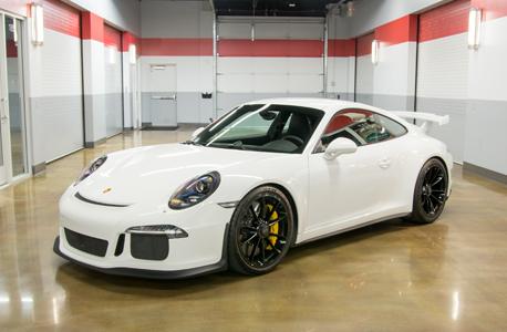 Porsche gt3 thumbnail