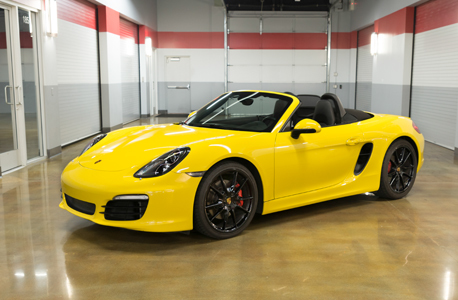 Porsche boxster s pdk thumbnail