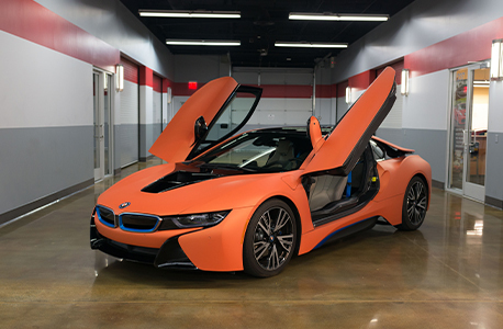 Bmw i8 rental in the san francisco bay area thumbnail