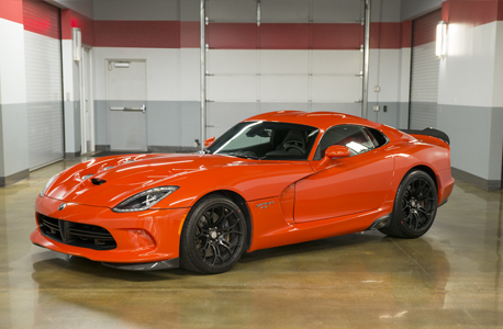 Dodge viper gt rental from club sportiva thumbnail