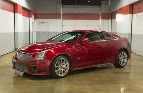 Rent cadillac cts v coupe manual in bay area thumbnail image