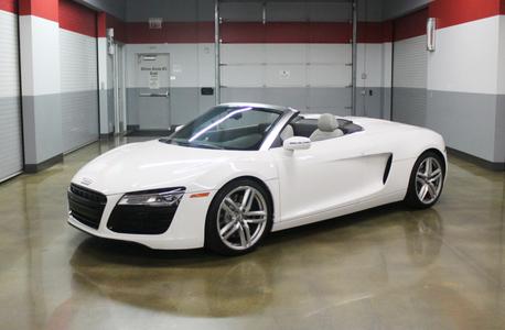 Audi r8 thumb