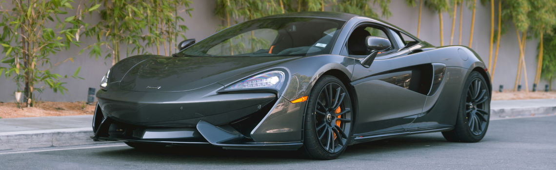 Rent Mclaren 570s In San Jose Club Sportiva