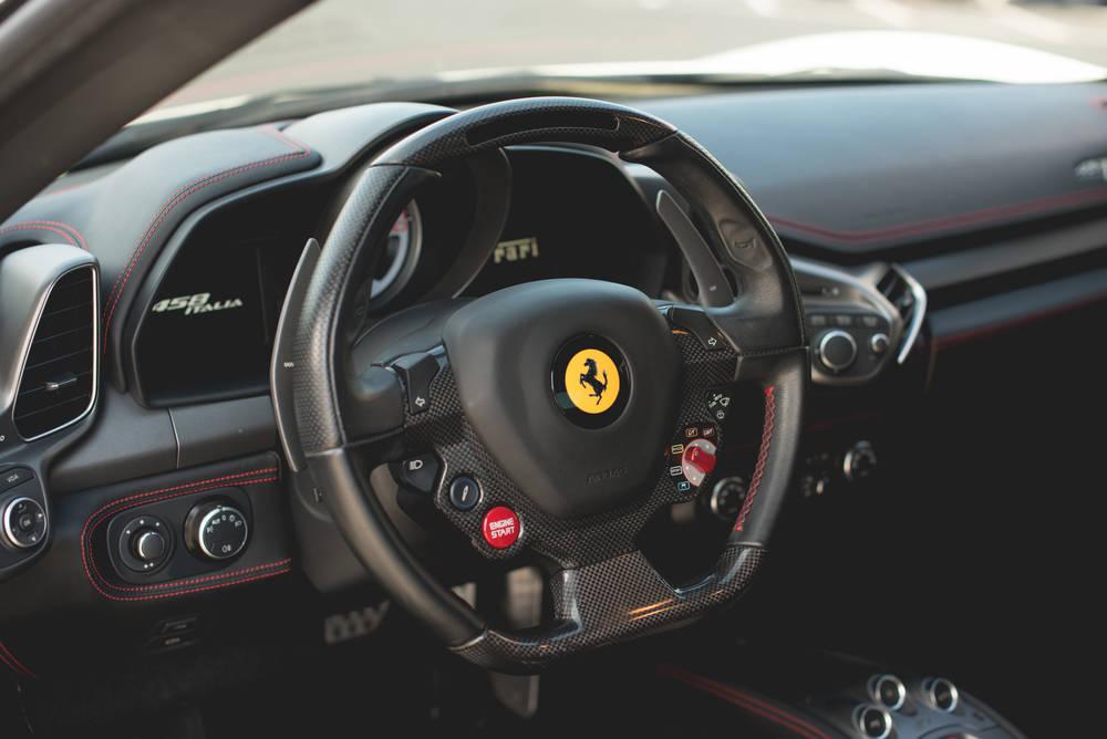 ferrari 458 white interior. club sportiva white ferrari 458 italia 7 interior