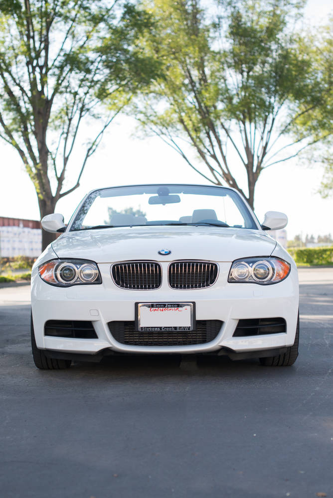 BMW I Convertible Rental - Bmw 135is convertible
