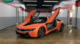 Club sportiva bmw i8 rental 1