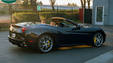 Ferrari california dark blue 7