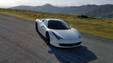Club sportiva ferrari 458 italia white coupe 2