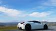 Club sportiva ferrari 458 italia white coupe 7