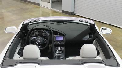 Audir8topview