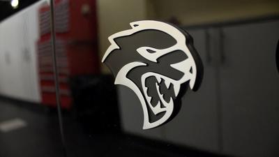 Hellcat emblem