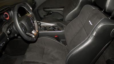 Hellcat front seats