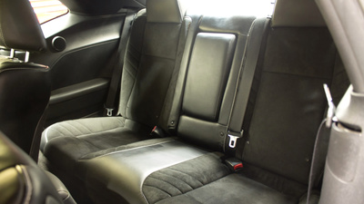 Hellcat rear seats