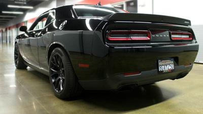 Hellcat rear