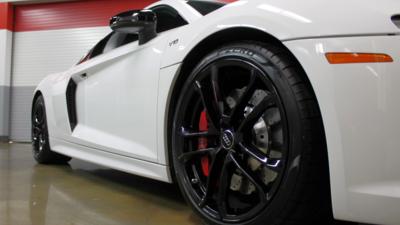 R8 wheel