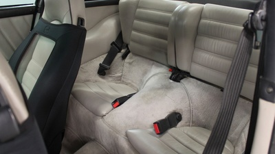 911 '89 rear seats