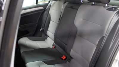 Egolf rear seats