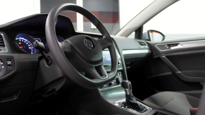 Egolf steering wheel