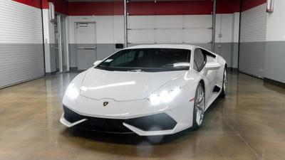 Lamborghini huracan iso