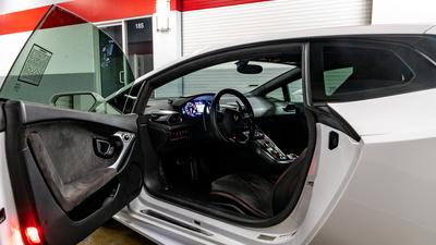 Lamborghini huracan interior full