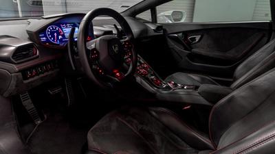 Lamborghini huracan interior full 2