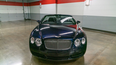 1019 bentley cgt blue front