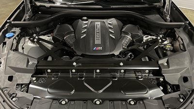 Bmw x6m competition engine