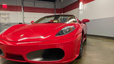 Ferrari f430 front quarter