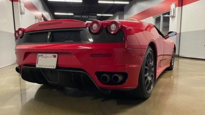 Ferrari f430 rear quarter