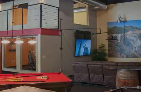 Silicon valley clubhouse
