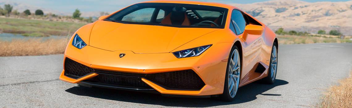 Lamborghini huracan club sportiva exotic car rentals