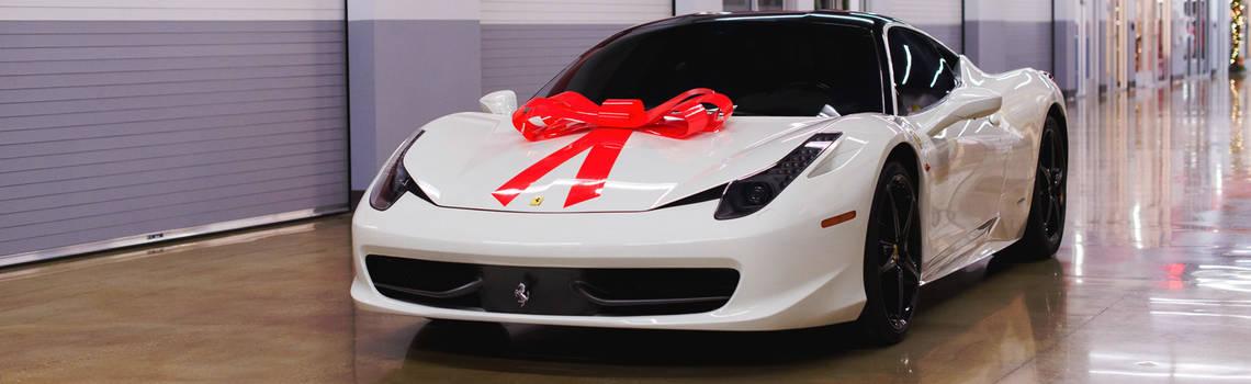 Ferrari 458 holidays