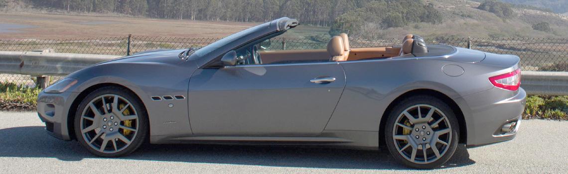Maserati black friday promotion rental
